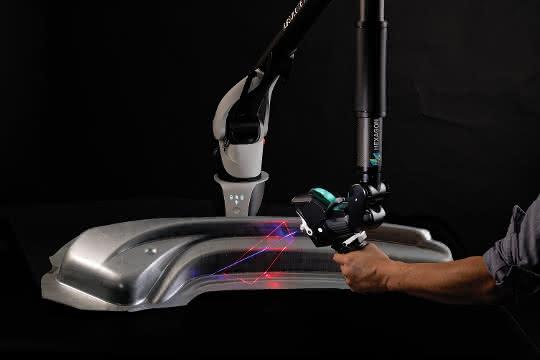 RS6-Laserscanner