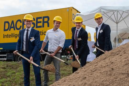 Logistik-Dienstleister: Dachser baut in Neumünster