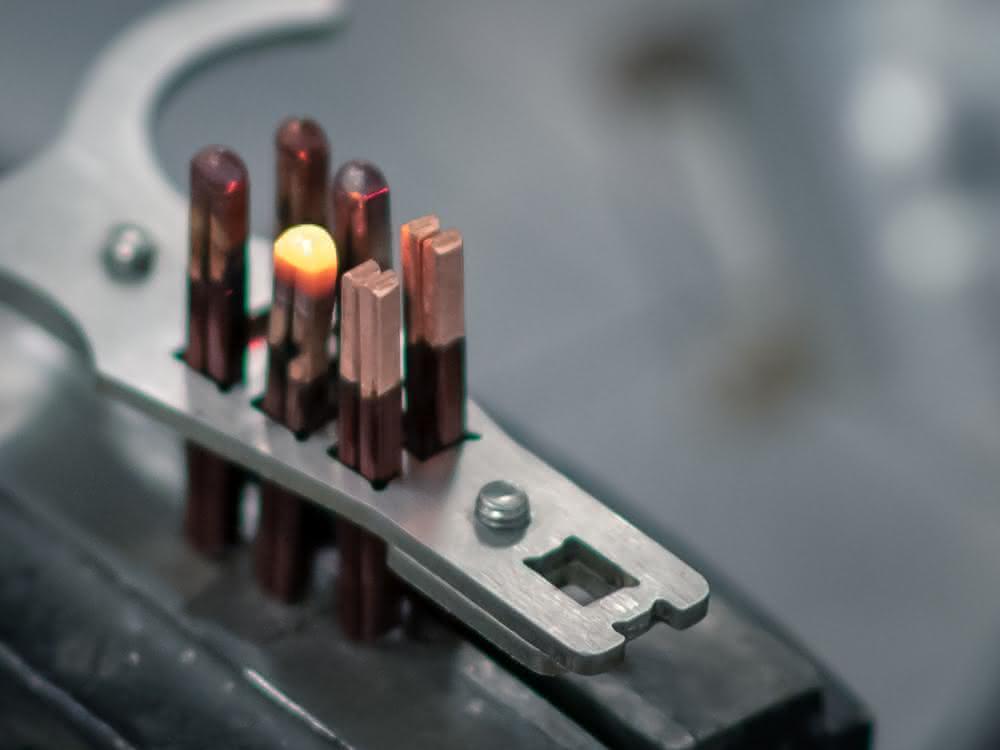 Laserbearbeitungsoptik