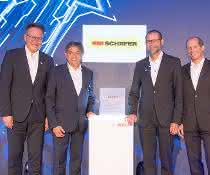 Bosch Global Supplier Award geht an SSI Schäfer
