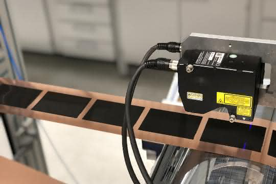 Herstellung von Elektroden: Hier gibt's Batterien in Rekordzeit