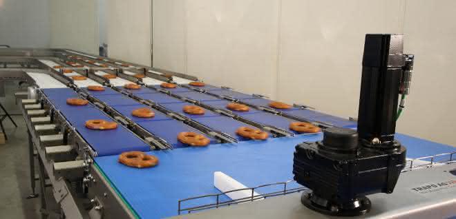 Lebensmittelindustrie: Mit Robotik zur perfekten Brezel
