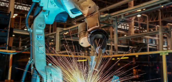 Roboter in der Produktion