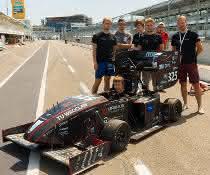 Team der TU Breslau