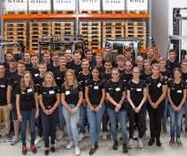 Über 50 neue Auszubildende: Still begrüßt neuen Ausbildungsjahrgang