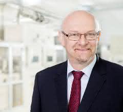 Prof. Dr. Martin Winter, Arvfedson-Schlenk-Preisträger.