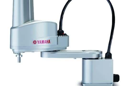Scara-Familie von Yamaha: Neue Arme für den Scara