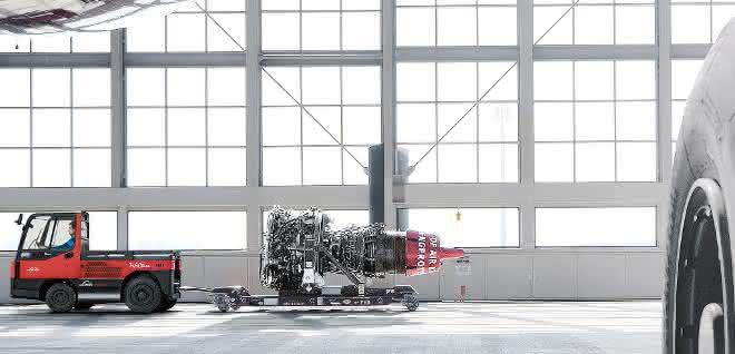 Brennstoffzellentechnologie: Innovative Energie für die Flughafenlogistik