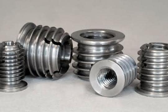 FvK-Bauteile sicher verschrauben