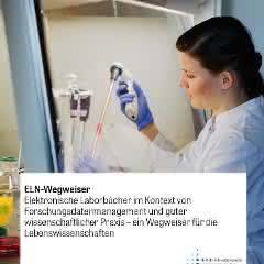 ELN-Wegweiser von ZB Med.