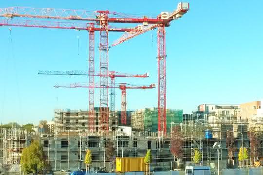 Arbeitsunfälle in der Bauwirtschaft: Zahl der Arbeitsunfälle leicht gestiegen