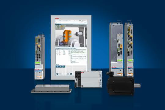 CNC-System MTX