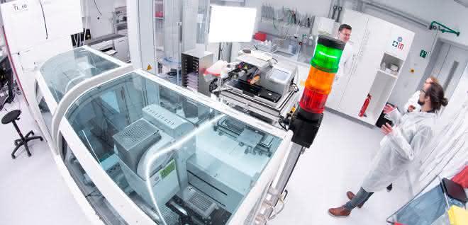 Maßgeschneiderte Automatisierungslösung: modular, flexibel und ergonomisch. So haben Anwender größtmögliche Freiheit für eigene Anpassungen.