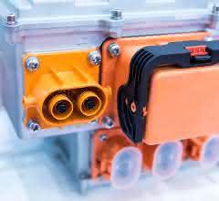 Hochspannungssteckverbinder für Elektrofahrzeuge