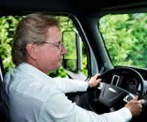 Image-Kampagne: Timocom-Gründer wird Transportbotschafter