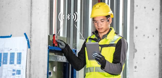 Laser-Distanzmessgerät: Passt in jede Tasche