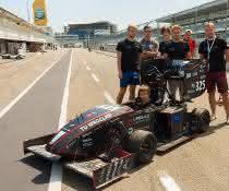 Formula Student: Bestzeiten mit Iglidur-Gleitlagern