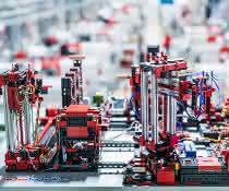 Fabrik 4.0 im Kleinformat