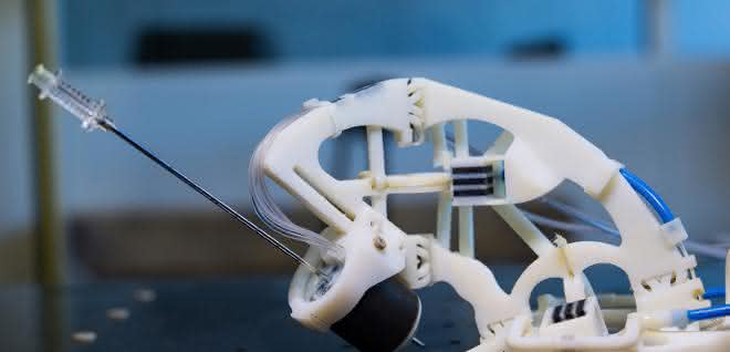 Projekt Spirits: Medizinroboter aus dem Drucker