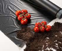 Biologisch abbaubare Mulchfolien