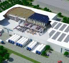 Aus materialfluss SPEKTRUM 2019: Hochmodernes Logistikzentrum für Misumi