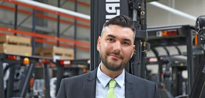 Neuer Sales Representative: Clark baut Vertrieb im Mittleren Osten und Afrika aus