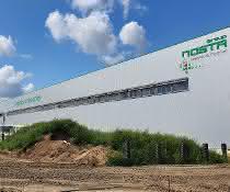 Logistikimmobilien für Nosta Group werden vorzeitig fertig