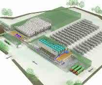 Amazone: Neues Ersatzteillager aus einer Hand