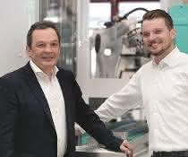 Eugen und Matthias Schmid
