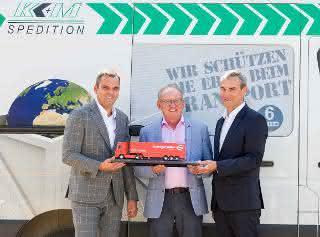 Gebrüder Weiss übernimmt Spedition KK+M in Tirol