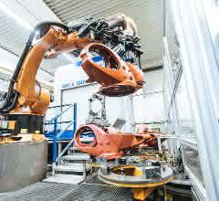 Kukas Roboterproduktion