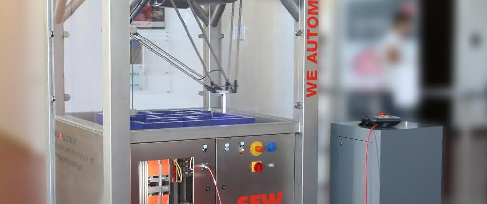 Bausatz für den Hygienebereich: Roboter zum selber bauen