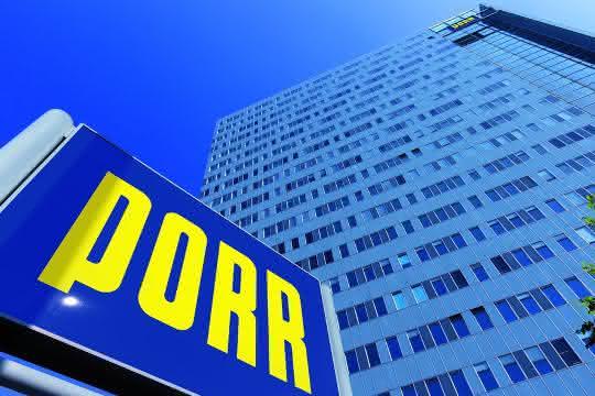 PORR meldet Rekord-Auftragsbestand