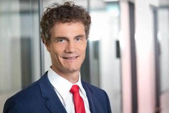 Ceratizit-Vorstandsmitglied Thierry Wolter