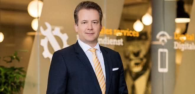 Lars Brzoska übernimmt Führung von Jungheinrich