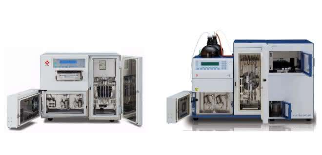 Das GPC-Gerät Ecosec Ambient und Hochtemperatur-GPC-Systeme.