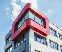 Neues Verwaltungsgebäude von Asecos.