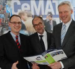 Hannover, wir kommen: CeMAT-Preview macht Appetit auf mehr