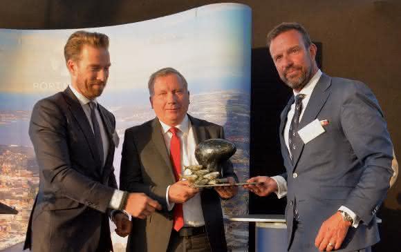 Kieler Hafenpreis 2019 für Norbert Brackmann
