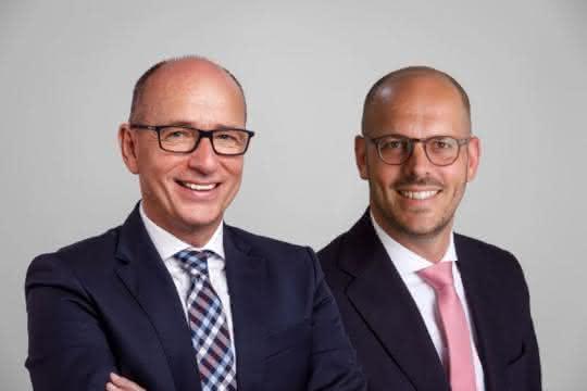 Personalien: Zwei neue Top-Manager für Hellmann