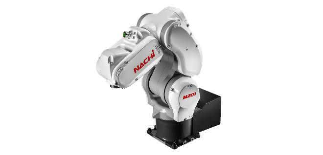 Kompaktroboter MZ01 von Nachi.