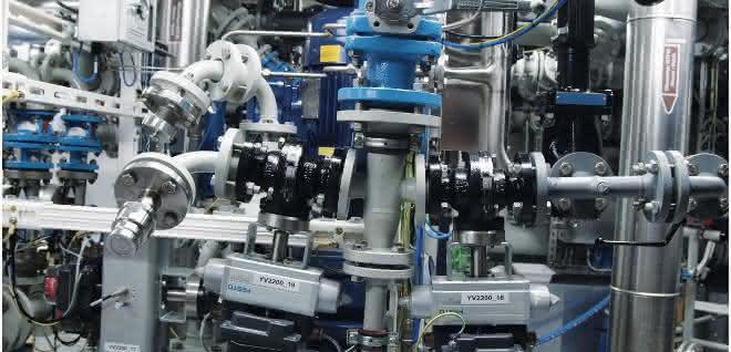 Pneumatische Antriebe DAPS