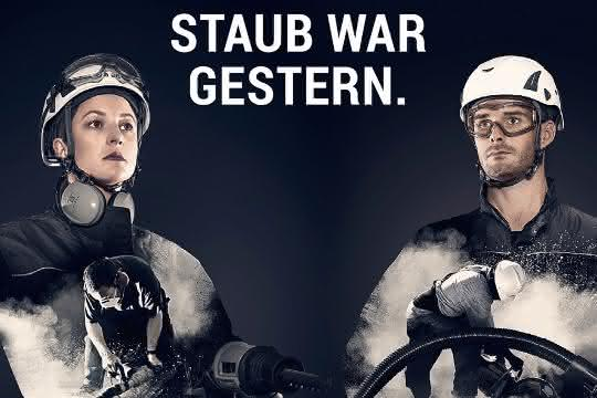 Kampagne der BG BAU