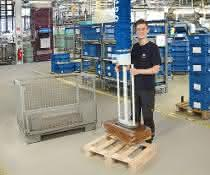 Vacuum Lifter Jumbo Low-Stack