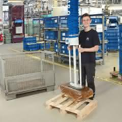 Vacuum Lifter Jumbo Low-Stack
