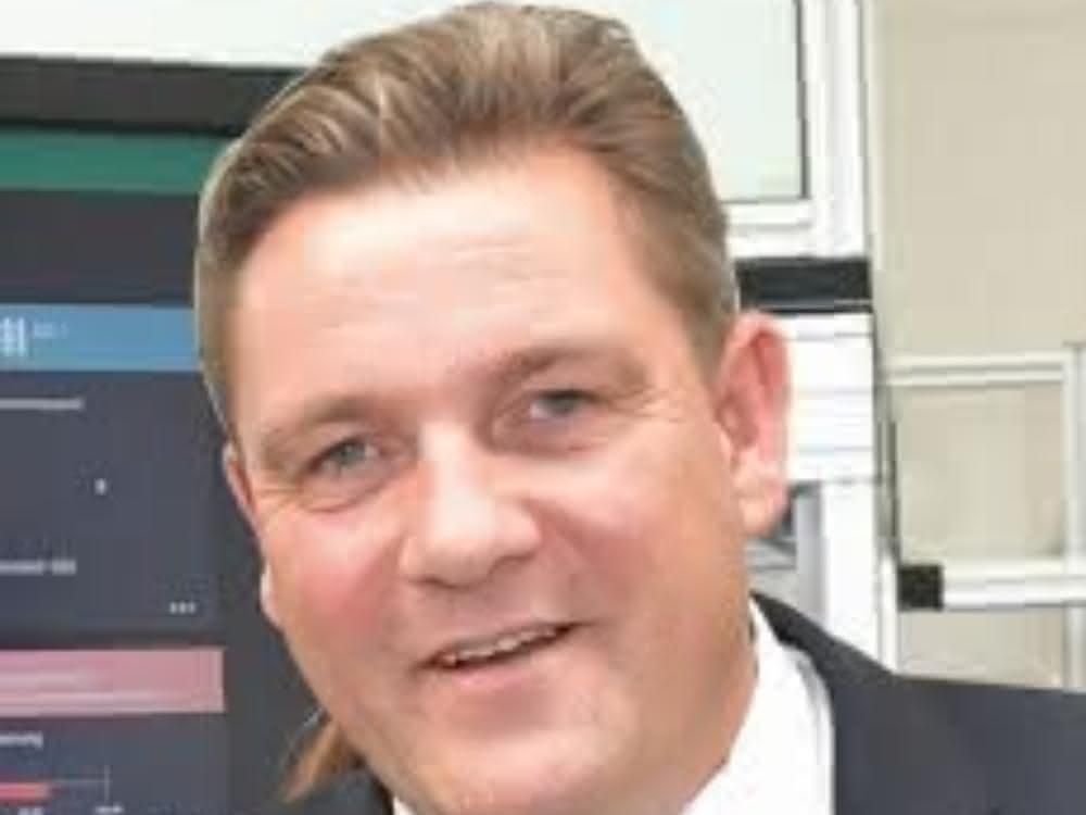AMI-Geschäftsführer Stefan Brenner