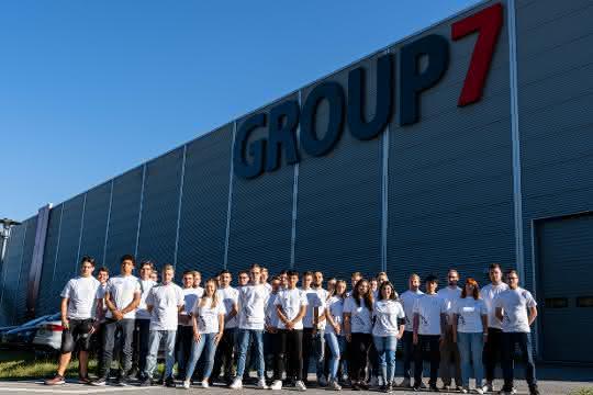 Einführungstage: Group7 heißt 32 neue Azubis willkommen