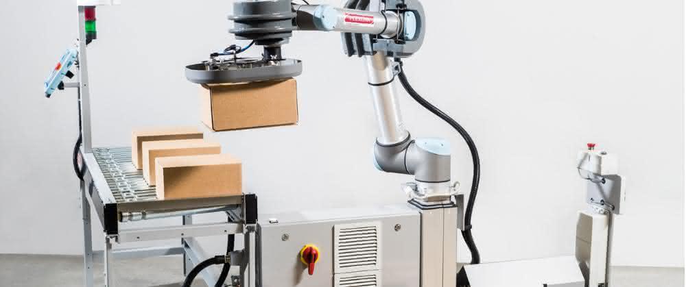 FlexLink Roboter