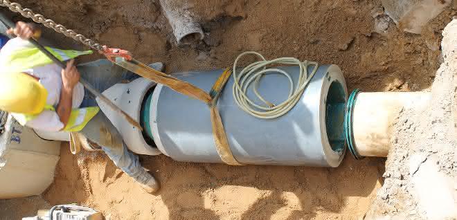 Rohrleitungsbau: Smarte Lösung bei Schäden und für Neuanbindungen