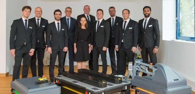DACH und Benelux: Mobile Industrial Robots treibt Expansion voran